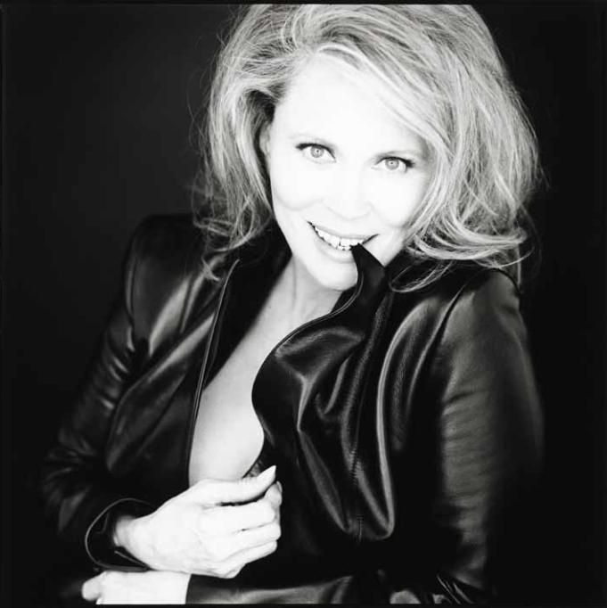 Faye Dunaway Melissa Laskin