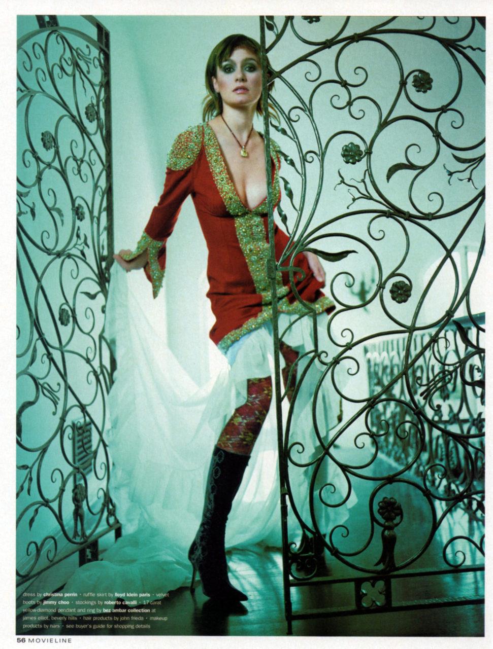 Melissa Laskin Emily Mortimer 1