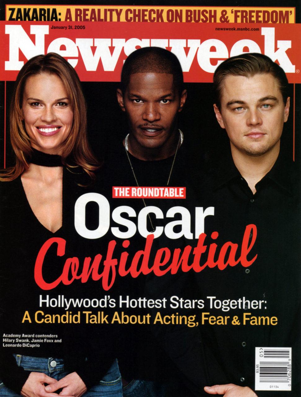 Melissa Laskin Newsweek cover