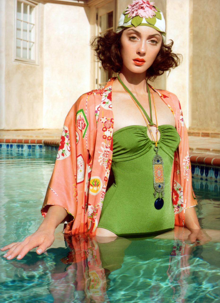 Melissa Laskin Vintage Pool 2