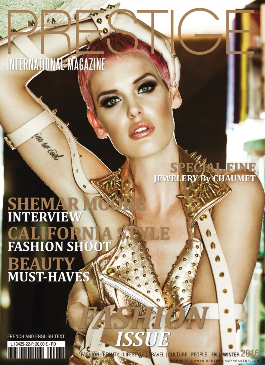 Prestige canadian fashion magazine 47