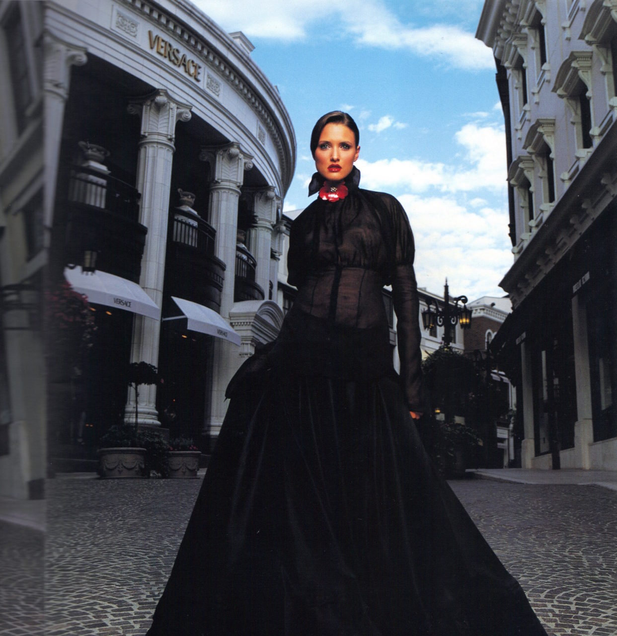 2 Rodeo Ferre Melissa Laskin stylist