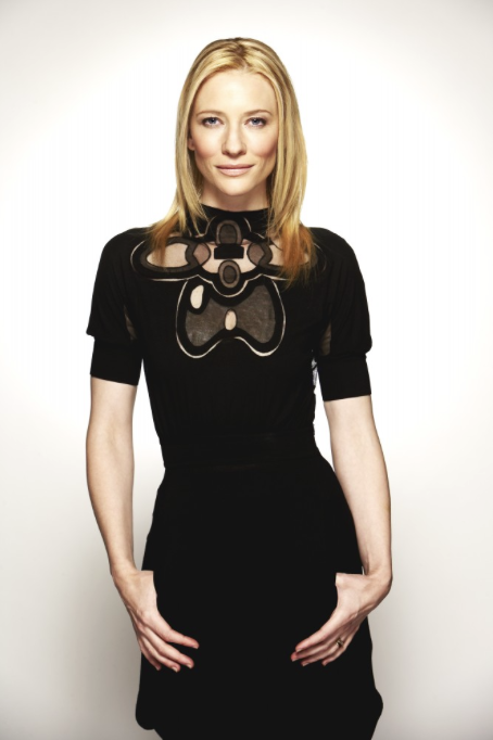 Cate Blanchett Melissa Laskin fashion celebrity stylist