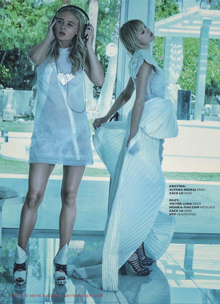 La Storia: Tuxedo Circle - Fashion Editorial PIM 21 - Weitz Residence - Fashion - Architecture - Interior Design -