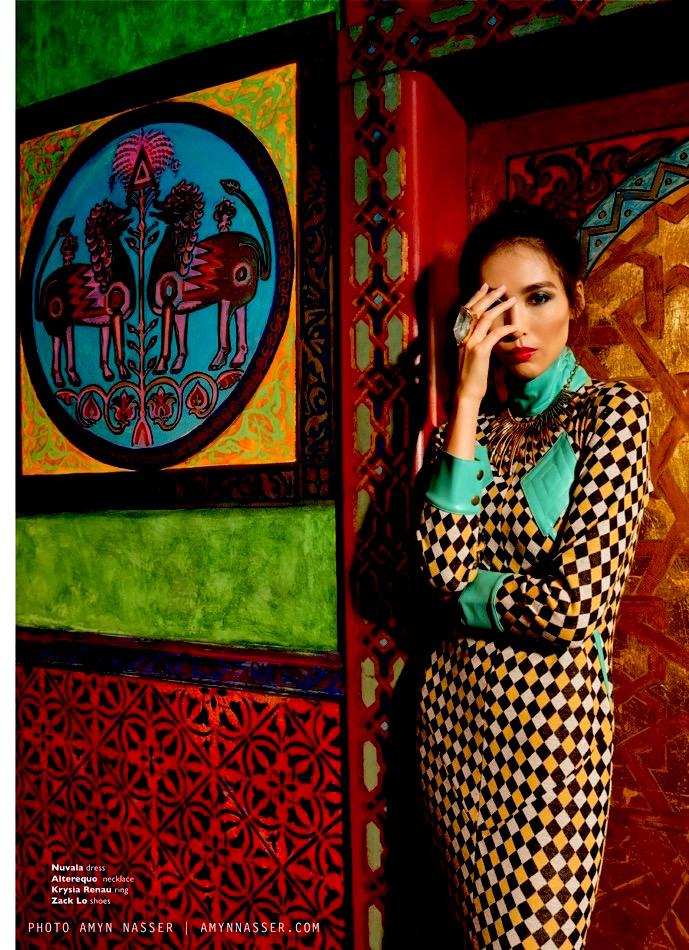 Figueroa Polina  Melissa Laskin fashion celebrity stylist