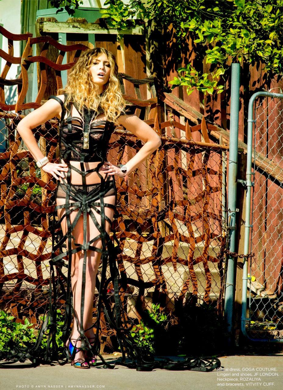 Ritual Melissa Laskin fashion celebrity stylist