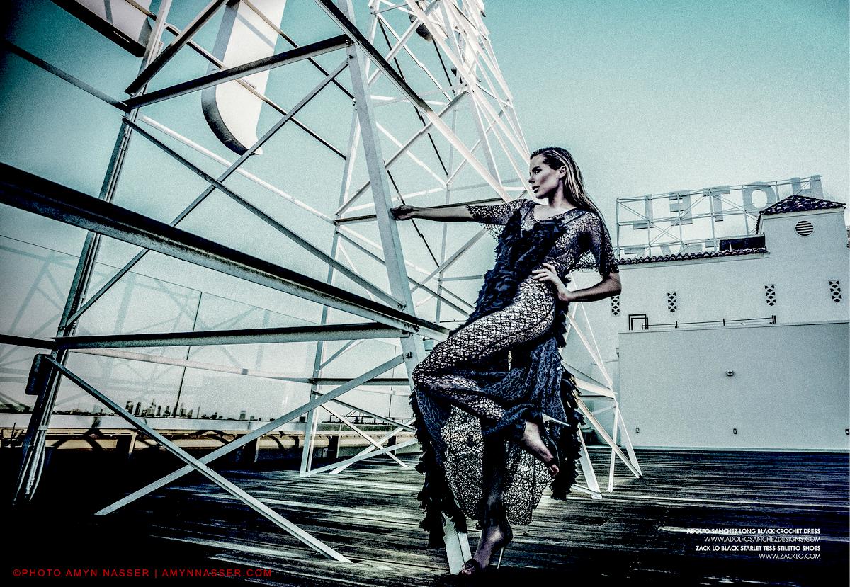 SUSIE ABROMEIT - Melissa Laskin